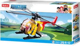 Sluban Helikopter B0667A