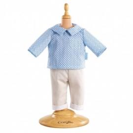 X0500 broek + blouse
