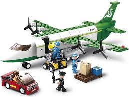 Sluban Transport Vliegtuig B0362