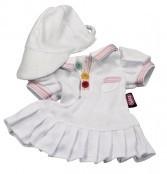 34 01770 Tenniskleding voor 45-50cm sta-pop