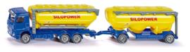 SK1809  Vrachtwagen met veevoersilo (1:87)