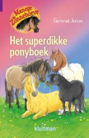 Manege de Zonnehoeve - Het superdikke ponyboek