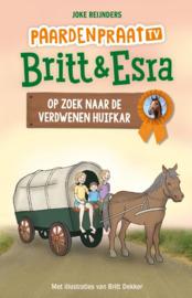 Britt & Esra - Op zoek naar de verdwenen huifkar