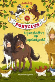 De ponyclub supershetty's op spokenjacht