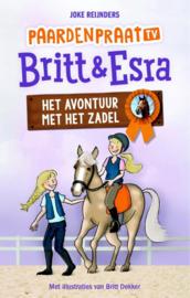 Britt & Esra - Het avontuur met het zadel