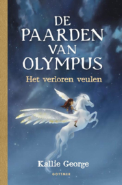 De paarden van Olympus deel 2 Het verloren veulen- VERWACHT 01-05-2020