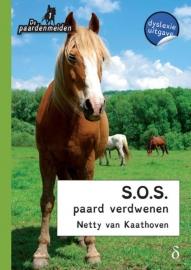 S.O.S. paard verdwenen - DYSLEXIE UITGAVE (TIJDELIJK NIET LEVERBAAR)