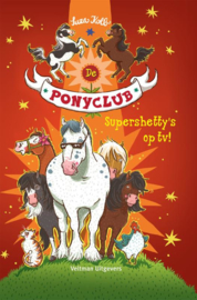 De ponyclub: Supershetty's op tv!