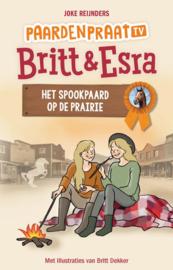 Britt & Esra - Het spookpaard op de prairie