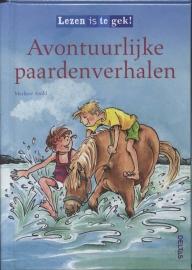 Lezen is te gek! Avontuurlijke paardenverhalen.