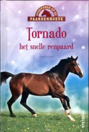 Tornado het snelle renpaard (LAATSTE EXEMPLAREN)
