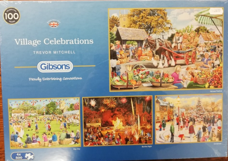 Puzzel Village Celebrations