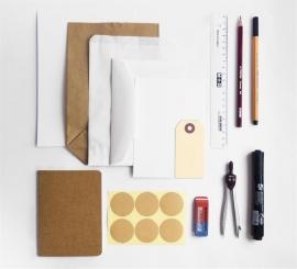 Pakket handlettering