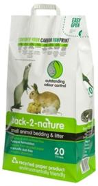 Back-2-Nature bodembedekking (4 x 20 liter)