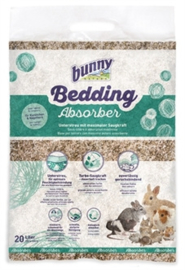 Bunny Nature bunnybedding absorber (6 x 20 liter)