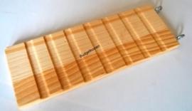 Universele houten trap