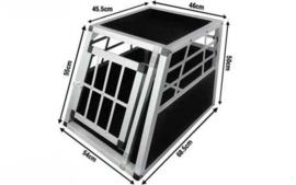 Autobench / Autobox Aluminium 88 x 65 x 69 cm