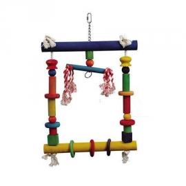 Vogelspeelgoed 135 (papegaai/grote parkiet)