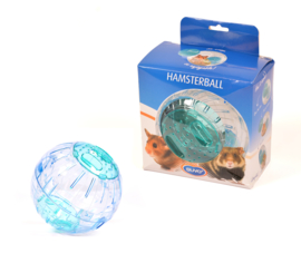 Hamsterbal Blauw Small / 13CM