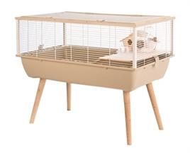 Hamsterkooi Nigha beige