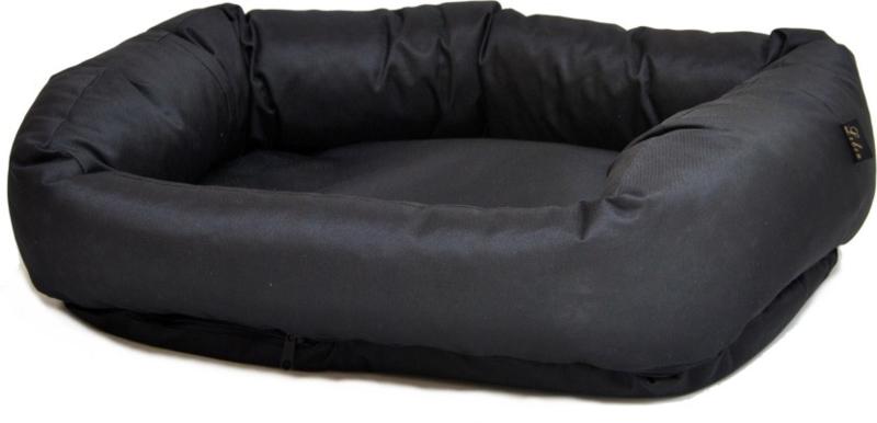 Hondenmand Benno 01 zwart