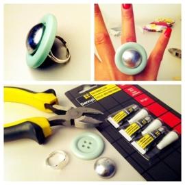 DIY - ring setje compleet