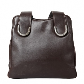 Handtas met knipje binnenin