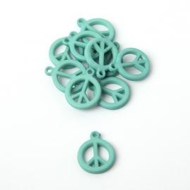 Peace hangers 10 stuks