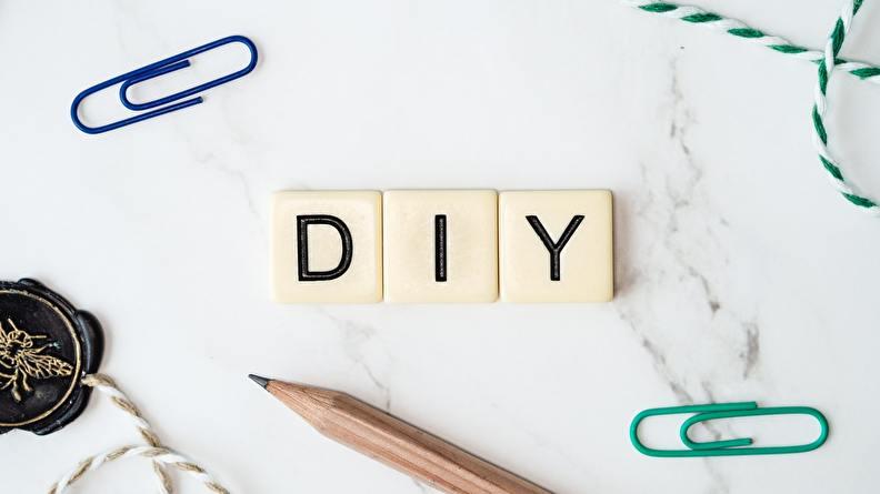 Kijk bij de DIY artikelen!