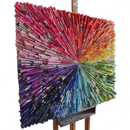 Made By Sue - Muurkunst serie Raak - GESPOT050 exclusief