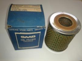 Oliefilter Saab 99 met Triumpf motor 1750 cc/ 1850 cc 1968 - 1973