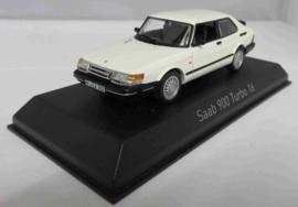 Saab 900 wit Norev