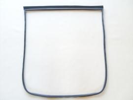 Achterklep rubber 1959-1978