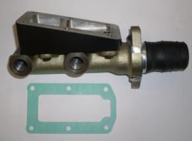 Hoofdremcylinder met aluminium reservoir 1967-1974