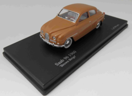 Saab 96 bruin Nordic Collection