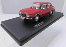 Saab 99 GL rood Nordic Collection