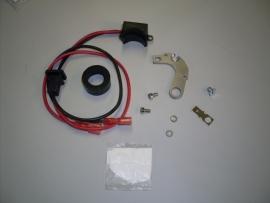 Electronische onsteking 2-T zonder vacuumvervroeging 1956-1967