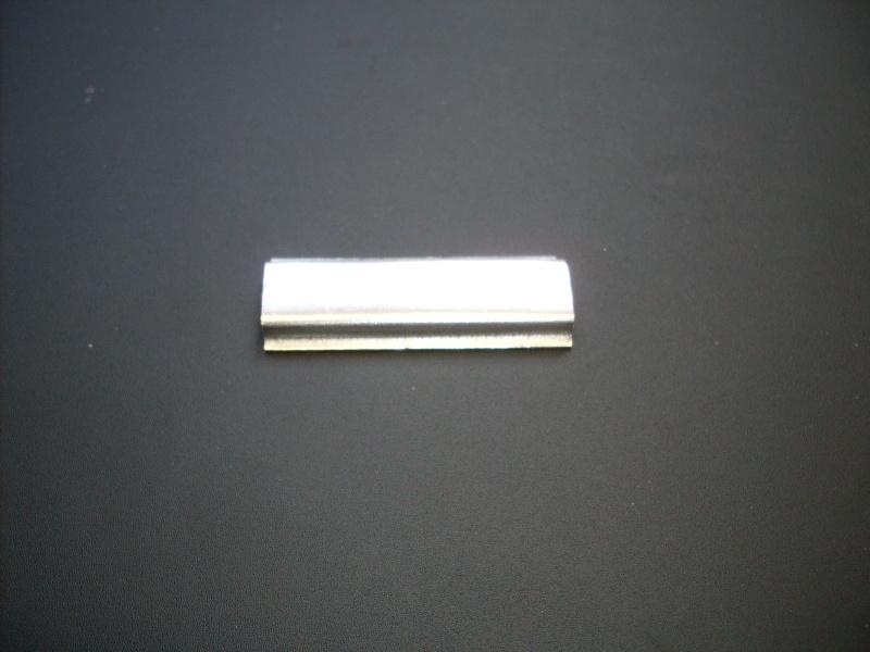 Chromen verbindingsstuk ruit pees 1971 - 1980
