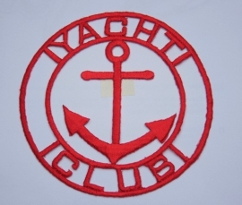 applicatie yacht club rood