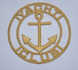 applicatie yacht club goud