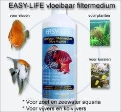 Easy Life vloeibaar filtermedium 1000ml