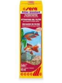 sera filter biostart 50ml