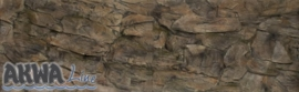 Rock achterwand 150 * 50