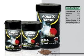Aquatic Nature Zinkend Goudvis Voer 124ml