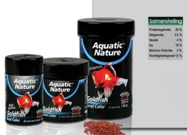 Aquatic Nature Kleurversterkend Goudvisvoer Excel 124ml