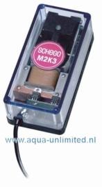 Schego M2K3 350l/h 5 watt regelbaar
