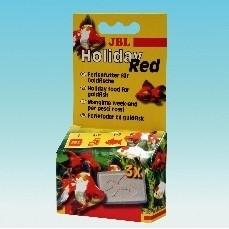 JBL Holiday Red Vakantievoer
