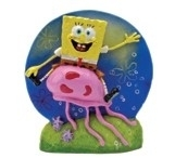 SPONGEBOB ON JELLYFISH