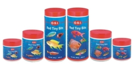 O.S.I. RED TINY BITS 85 G (TINY)