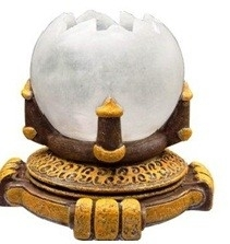 Hydor Magic World Kristallen Bol ( verlichting& lucht mogelijk)
